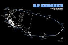 Collection Officielle Les 24 Heures du Mans 2014