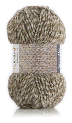 Alpaka-Man Lã Merino Fios Tricot Produtos LindenTea Online Yarn Store