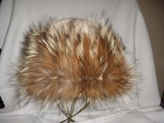 coyote fur with cashmere wool