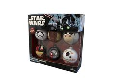 Official Star Wars Force Awakens Bauble Pack (pack of 6) - £14.99