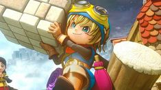 19 Minutes of Dragon Quest Builders Gameplay On Switch 19 minutes of gameplay in the open world in Dragon Quest Builders on Nintendo Switch. February 07 2018 at 02:02PM  https://www.youtube.com/user/ScottDogGaming