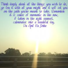 #think #QuoteOfTheDay #beautiful #Baltimore #sunrise #summer #love #happy