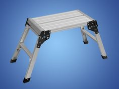The Work Platform 600 is a strong, sturdy and portable solution anytime you need extra height — great for maintenance projects around your home or business. Certified to EN131 with locking hinges for added safety. – Wide 600mm platform for… The post Work Platform 600 appeared first on The Access Panel Company. Access Panel, Working Area, Picnic Table, Drafting Desk, Safety, Platform, Strong, Business, Projects