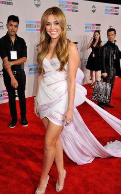 American Music Awards - Miley Cyrus