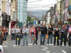 The cahersiveen music festival Corner House, Ireland, Street View, Music, Musica, Musik, Irish, Muziek, Music Activities