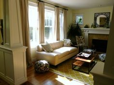 Image result for curtains in a craftsman home