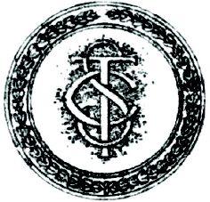 St. Thomas College seal, 1925