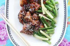 Hoisin Chicken, scroll down for English