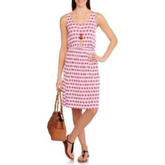 20bce327404f This women s sleeveless dress softly drapes over your frame for an  attractive and comfortable option.