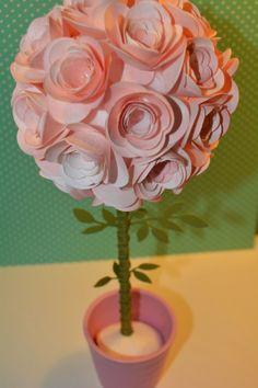 StampinSyl - Stampin Up Spiral Flower Die