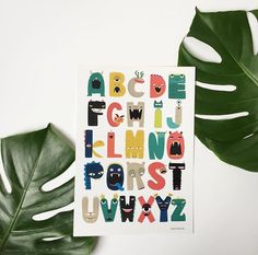 Freebies – Page 5 Abc Poster, Kids Poster, Poster Prints, Free Poster Printables, Images, Letters, Hui, Inspiration, Saga