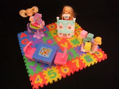 ♥ Fisher Price Loving Family Little Tikes Playskool Kelly Barbie Dollhouse Doll House Accessory ♥
