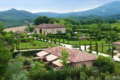 Borgo Santo Pietro | Boutique Hotel Toscana | Resort 5 stelle in Toscana