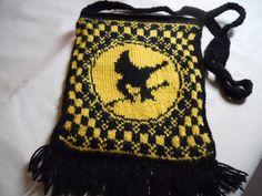 crochet hunger games bag