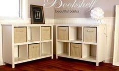 6 Cube Bookshelf