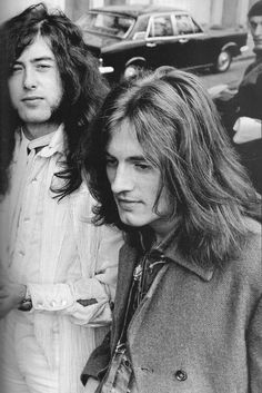 Jimmy Page & John Paul Jones