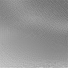 Mathematica code:  Tile[k_, rx_, ry_, x_, y_, r_] :=  Table[   Translate[    Rotate[     {AbsoluteThickness[k],      Circle[{i, i}, {rx, ry}, {i*Pi, Pi/2 + i*Pi}]},     r, {.5, .5}],    {x, y}],   {i, 0, 1, 1}]  rr[Q_] := (SeedRandom[Q]; RandomReal[])  Manipulate[ Graphics[  Table[   Tile[4, .5 + .5*x/1000, y/1000, x, y, Floor[3*rr[x*y]] Pi/2],   {x, 1, 100, 1}, {y, 1, 100, 1}],  ImageSize - 1000, PlotRange - {{1, 101}, {1, 101}}], {r, 0, 1, .25}]