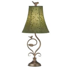 Midwest CBK 653142 Bird and Leaf Lamps (Set of 2)