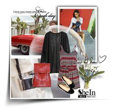 """""""Shein contest entry"""" by fashion-336 ❤ liked on Polyvore featuring Free People"""