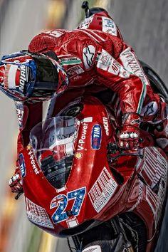 Ducati racing - No #27 Casey Stoner?