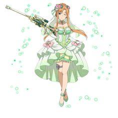 Asuna Sao, Princess Style, Princess Fashion, Online Anime, Sword Art Online, All Pictures, Cool Art, Geek Stuff, Princess Zelda