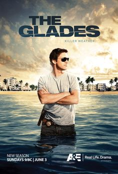 The Glades - love it and maybe a little obsessed...the man knows how to rock a pair of jeans!!