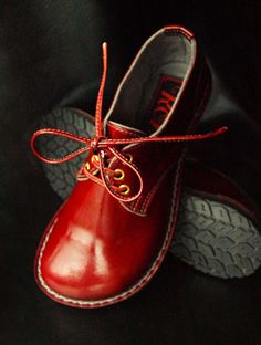 Ruth Emily Davey handmade shoes