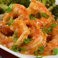 Drunken Shrimp | Succulent shrimp are stir-fried with onion, garlic, and ginger in a spicy beer-based sauce. Good as an appetizer or dinner!