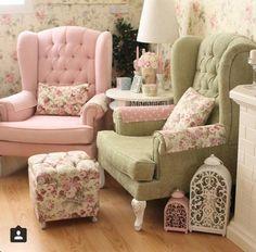 #homestyle #romanticcorner #livingroom #armchair #homedetails 11817207_1621336051482939_1419318258366614502_n.jpg (747×735)