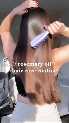 Girl Hair Colors, Hair Care Routine, Hair Oil, Baddie, Girl Hairstyles, Beauty Hacks, Make Up, Random, Makeup Looks