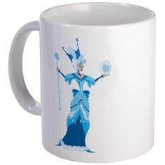 Shop Azodnem: A Northern Lady Mug: Oz Fact: The elderly, mild-mannered Good Witch of the North is an extremely kind and gentle sorceress who stood against the oppression and subjugation of any Ozian. Wizard Of Oz Gifts, Mugs, Lady, Shopping, Tumblers, Mug, Cups