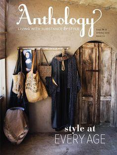 Anthology Magazine - Spring 2014
