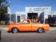 Howards Truck  by Hot Rods and Hobbies in Signal Hill CA . Click to view more photos and mod info.