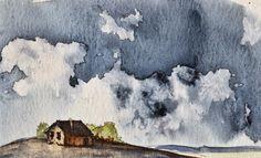 Finger Lakes Watercolor Studio: 05/19/14