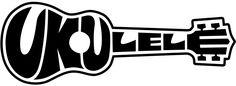 ukulele logo design