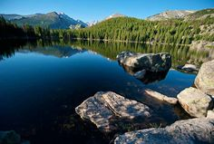 bear-lake-rocky-mountain-national-park List of amazing, amazing places I want to visit keeps getting longer by the day!