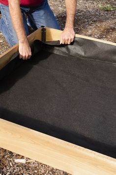 Raised Bed Liners in Four Sizes | Gardener's Supply