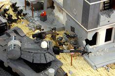 Battlefield Lego styles