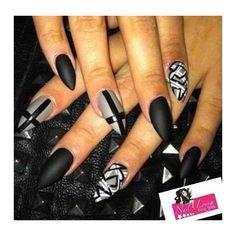 stiletto nails ❤