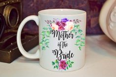 mother of the bride mug,mother of the bride gift, wedding gifts,wedding gift for mom,bridal shower gifts, wedding gift, coffee mugs, mugs Wedding Gift Mugs, Wedding Shower Gifts, Gifts In A Mug, Gifts For Mom, Bride Gifts, Newlyweds, Mother Of The Bride, Coffee Mugs, Handmade Gifts