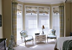 Window Treatments for Those Tricky Windows - Driven by Decor