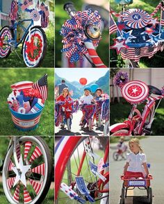 1000 images about parade ideas on pinterest for Bike decorating ideas