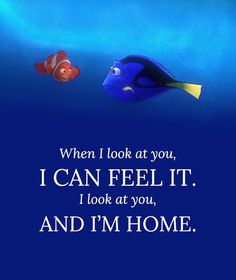 Gotta love Finding Nemo <3