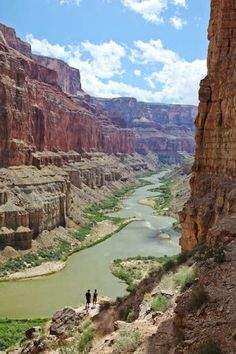 Colorado River, Grand Canyon National Park, USA