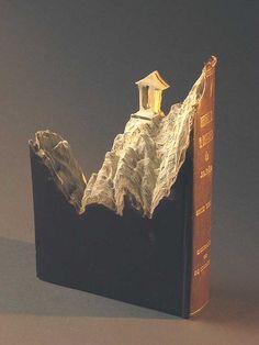 Arte em livros ( literalmente ) IV