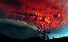 Puyehue volcano chile Wallpapers | Pictures