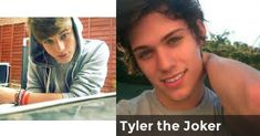 Tyler the Joker | Boyfriend Simulator/ Create your own Boyfriend