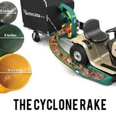 Discover The Top 12 Features Of Cyclone Rakes From Accessories To Replacement Parts Has Leaf Vacuum Partachines Online