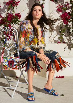 Scopri Dolce & Gabbana Collezione Donna Autunno Inverno 2017-18 Caltagirone e lasciati ispirare.