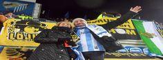 Cuartos de final de la Champions 2013 en La Rosaleda